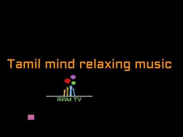 Tamil mind relaxing music Live Streaming-மன அழுத்தும்