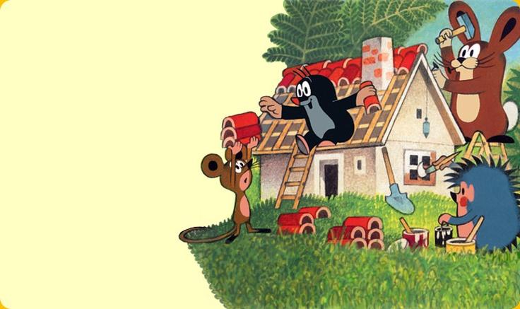 Bild: Der Maulwurf und seine Freunde; Rechte: WDR-Fernsehen 2008