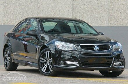 2015 Holden Commodore SV6 Storm VF Auto MY15