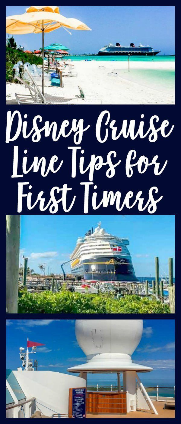 f you're headed out on your first Disney Cruise Line cruise, you'll definitely want to be prepared. Preparing for a cruise can often be stressful for families, especially if you aren't sure what to expect so we have compiled a collection of Disney Cruise