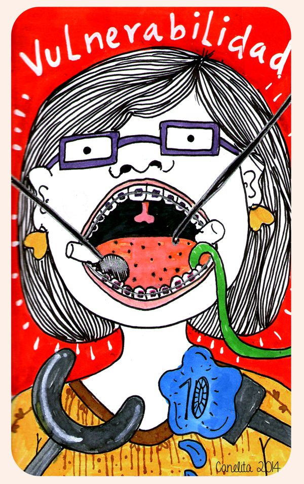 10/01/2014 Ir al odontologo es Fatal !!!