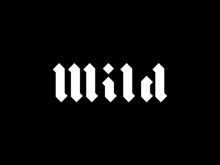Mild by Ryan Prudhomme #Design Popular #Dribbble #shots