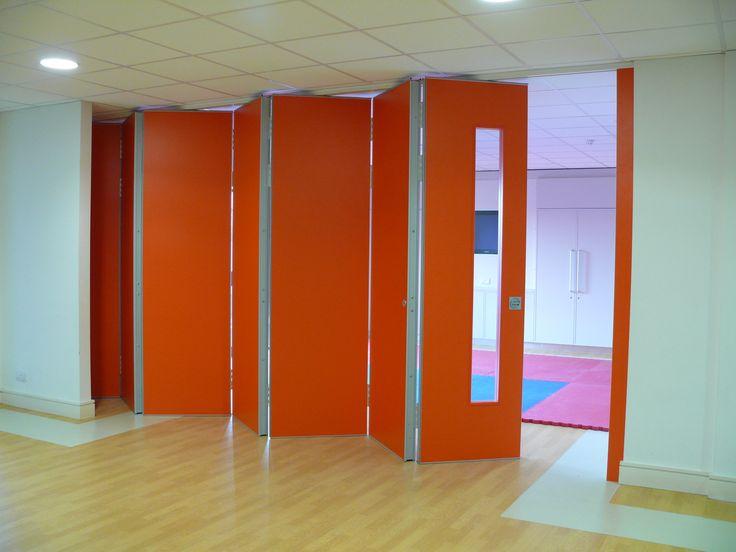 Church Nursery Room Dividers