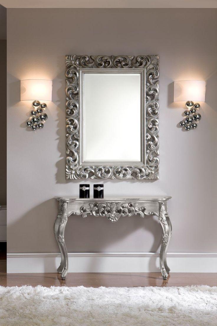 17 Meilleures Id Es Propos De Miroir Baroque Sur