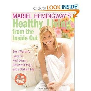 We love Mariel: Worth Reading, Renewals Energy, Radiant Life, Mariel Hemingway, Books Worth, Hemingway Healthy, Woman Guide, Real Beautiful, Healthy Living