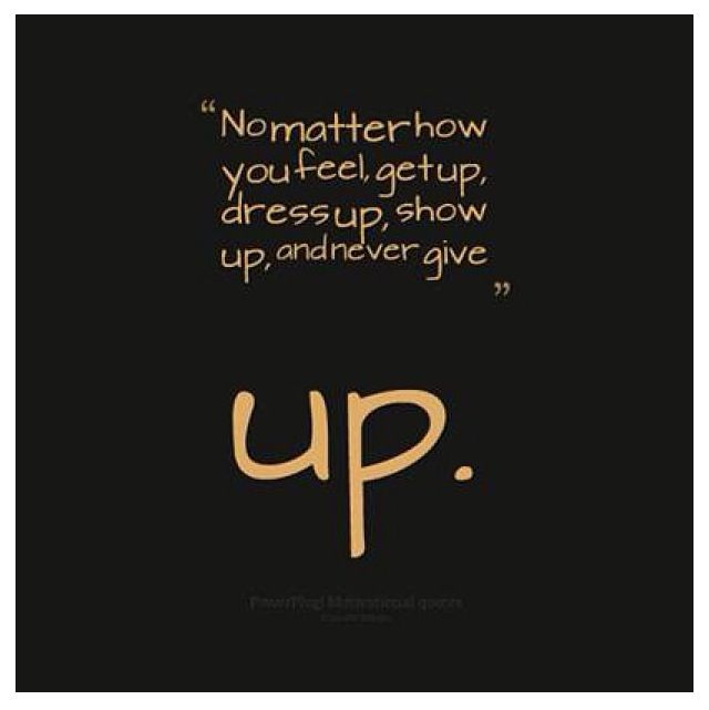 Persistence Motivational Quotes: 1000+ Images About Never Give Up! On Pinterest