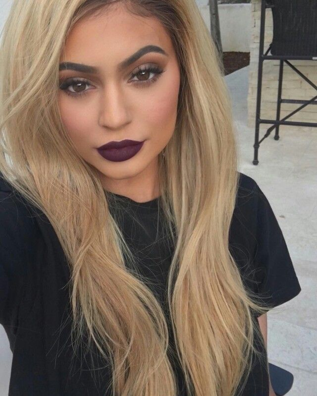 Kylie lip kit. Kourt K.