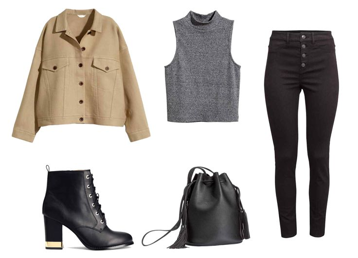 H&M New Collection Outfit | Unicamente Única