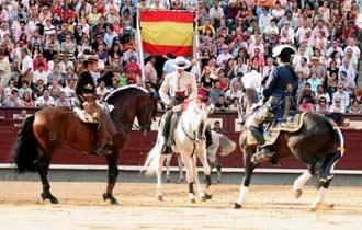 REJONES MADRID Cartagena, principal ausencia Ventura y Leonardo, dos tardes; confirman Rojo y Miguel Moura #rejones #rejoneadores #toros #LasVentas #Madrid - Mundotoro.com
