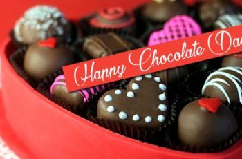 Happy Chocolate Day Images 2018 – Girlfriend