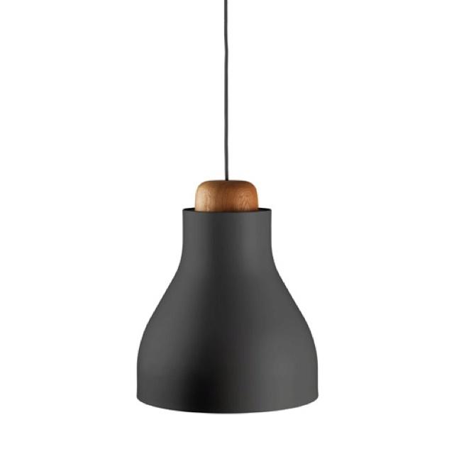 Mooie organische vorm: Bolia lamp #Deens design