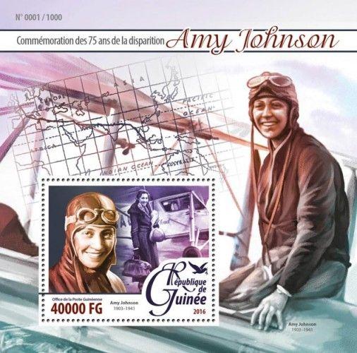 GU16101b Amy Johnson (Amy Johnson (1903-1941))
