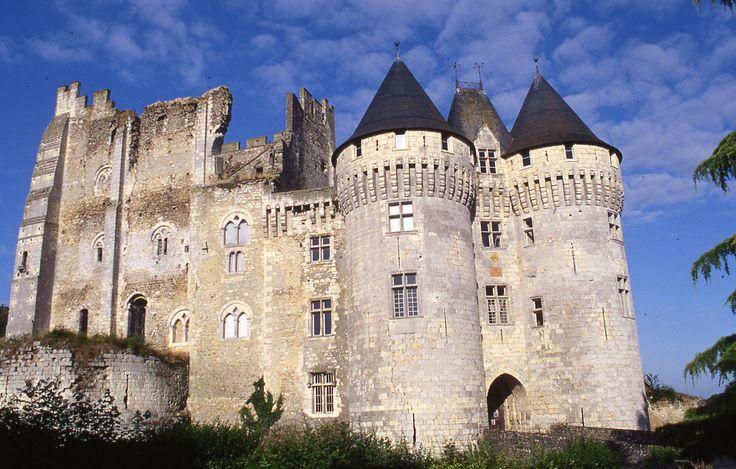 Chateau at Nogent-le-Rotrou