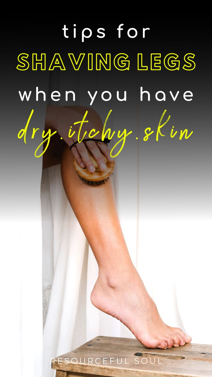 Natural Remedies for Itchy Skin After Shaving