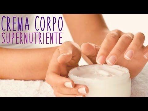 CREMA CORPO NUTRIENTE al profumo di LAVANDA!! (facilissima) - YouTube