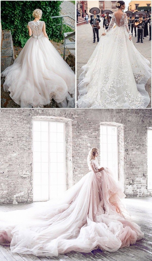 130 Dreamy Princess Ball Gown Wedding Dresses For Fairytale Brides