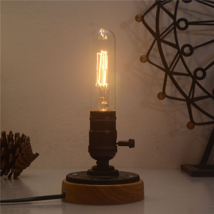 Find More Table Lamps Information about Vintage Table Lamp Bedroom Desk Light Wooden Base Edison Lamp For Living Room Home Lighting Reading Lamp Retro Light Fixtures ,High Quality vintage table lamp,China table lamp Suppliers, Cheap table lamp bedroom from Zhongshan East Shine Lighting on Aliexpress.com