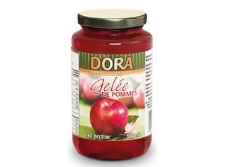 Gelée de pommes Dora