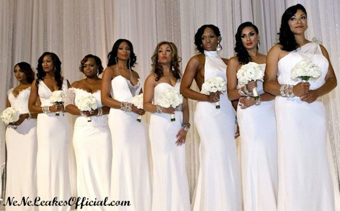 Inside NeNe Leakes' Wedding