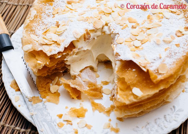https://flic.kr/p/s5Ychg | Tarta Árabe | Blog Corazón de Caramelo www.corazondecaramelo.es