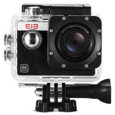 Just US$38.99 + free shipping, buy Elephone ELECAM Explorer S 4K Action Camera 170 Degree FOV online shopping at GearBest.com.