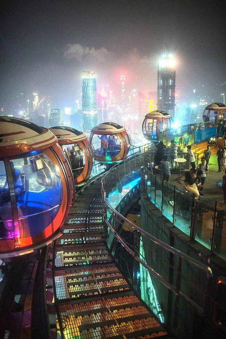 Future Transport Modules.  #futuretransport  #futurecity