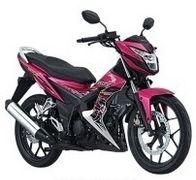 Dealer Motor Honda Jakarta, Honda Sonic 150R