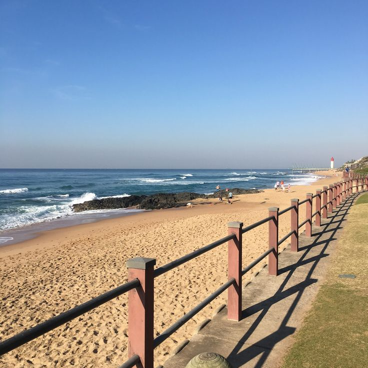 Travel • An Umhlanga Adventure Umhlanga beach #smartlife