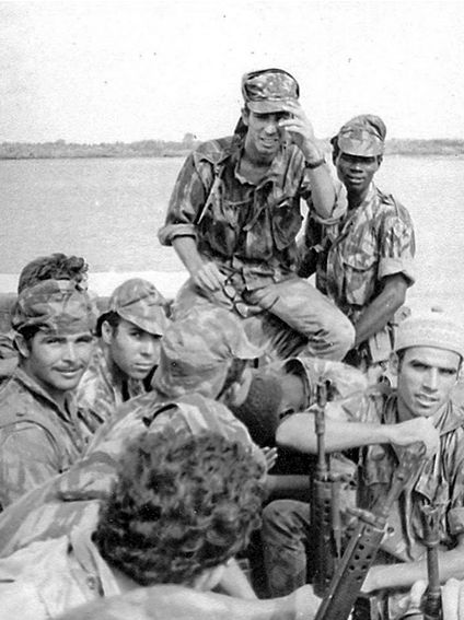 Portuguese Soldiers - African Colonial War 1961 - 1974