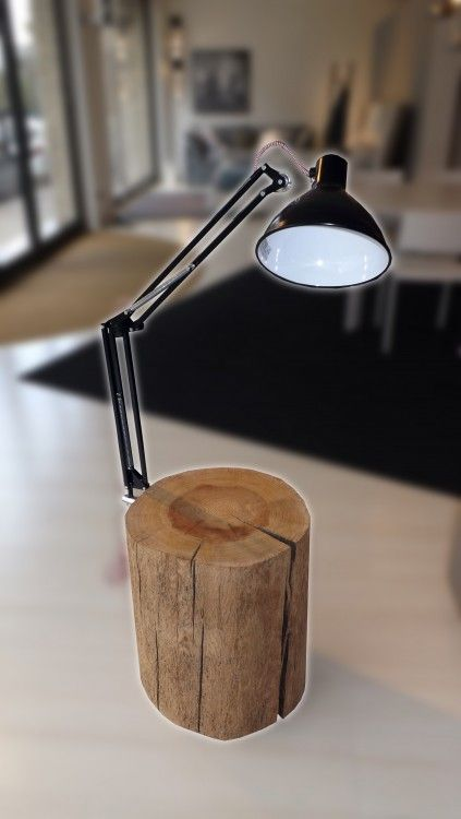 Lampada da terra Piantama Mogg -Angolo Design.