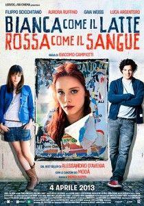 #Biancacomeillatterossacomeilsangue, le frasi celebri tratte dal libro, poi divenuto film, Bianca come il latte, rossa come il sangue: http://www.oggialcinema.net/bianca-come-il-latte-rossa-come-il-sangue-frasi-celebri/