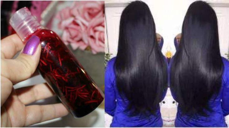 Aprenda fazer o poderoso shampoo caseiro para acelerar o crescimento do cabelo. As indianas usam esse tratamento natural para fazer o cabelo crescer rápido.