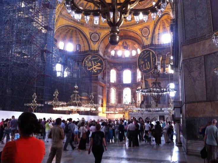 Ayasofya istanbul turkey