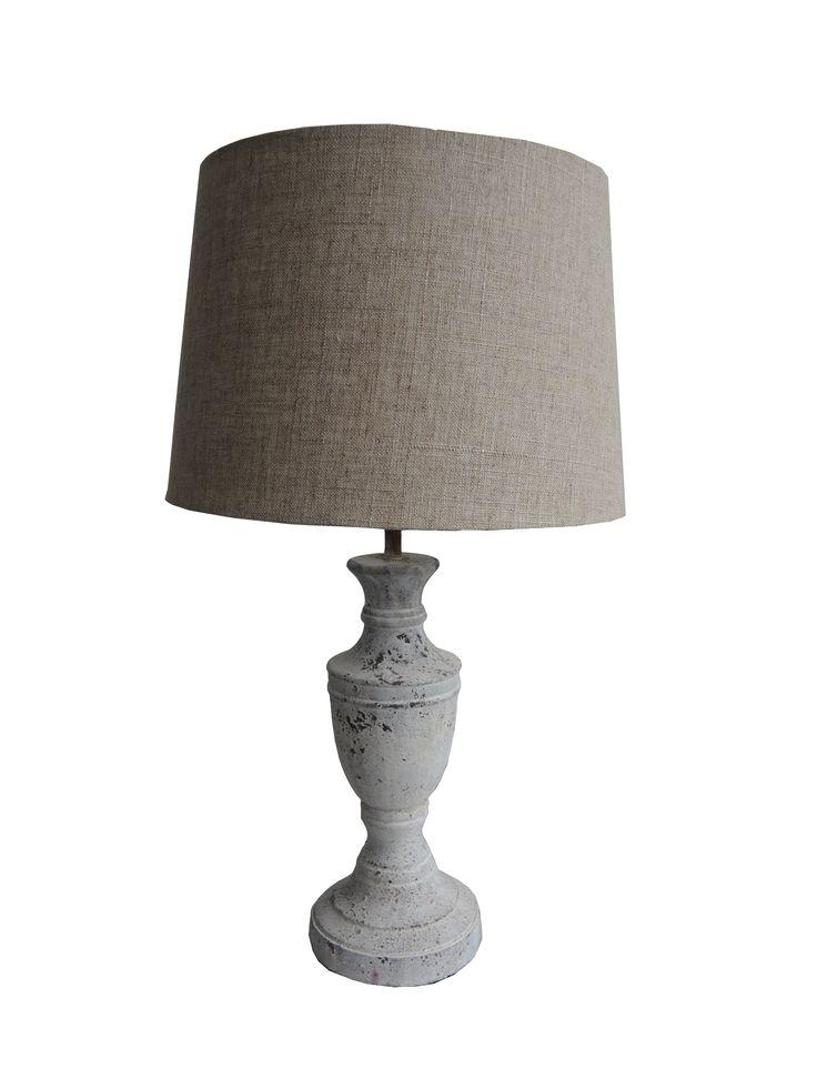Lampa s cementovou podstavou 899,-