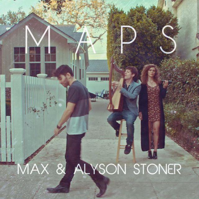 """Maps"" by Kurt Hugo Schneider MAX Alyson Stoner was added to my Discover Weekly playlist on Spotify"