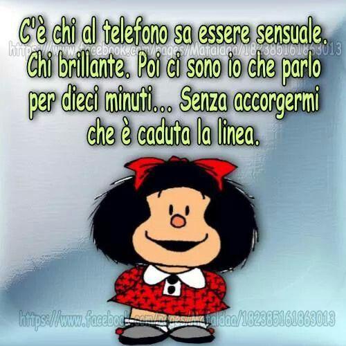 Anch'io un pó Mafalda