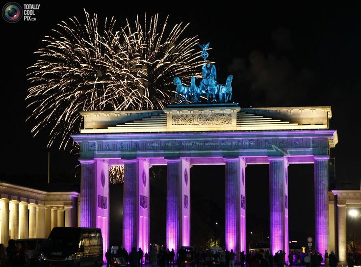 Germany . . . Berlin.. we went a month ago and theres so many awesome tjings to see.