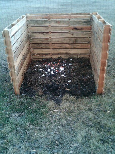 DIY Pallet Ideas | DIY Recycled Pallets Ideas / Pallet Compost Bin