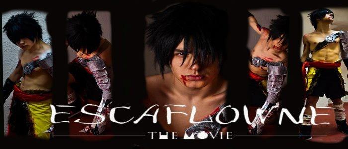 Escaflowne the Movie  Van Fanel  Cosplayer: Samuel Donnarumma