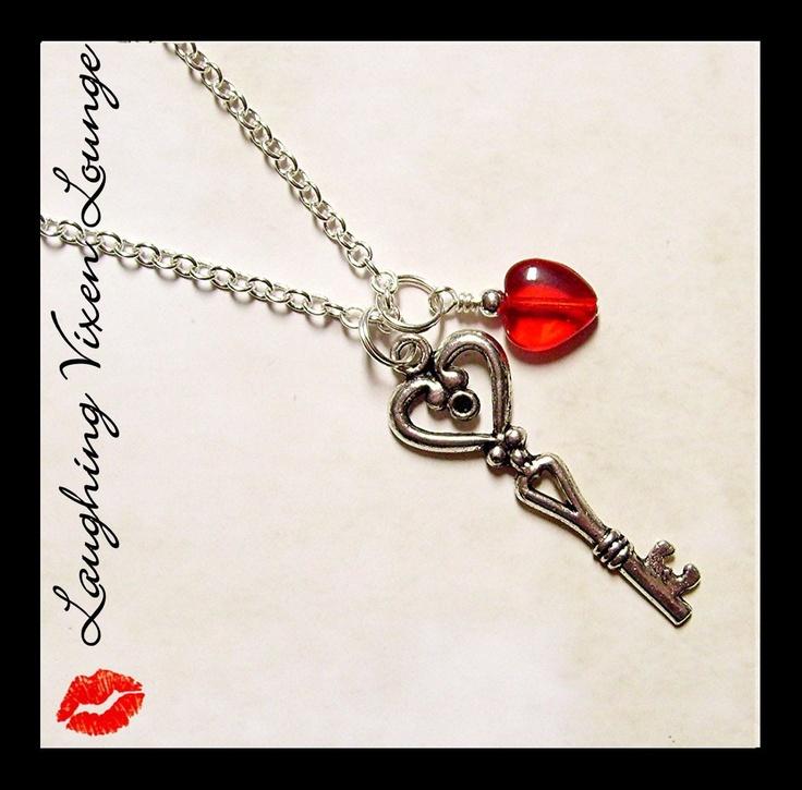 Valentine Jewelry  Valentines Day Jewelry  by LaughingVixenLounge, $16.00