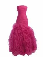 Vestido de fiesta, colección Couture Club 2013. Modelo  2a2