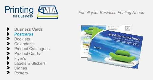 Postcards can be an effective Business Promotional Tool