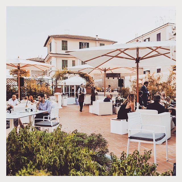 La Terrazza Del Shg Hotel Portamaggiore Nel Cuore Di Roma