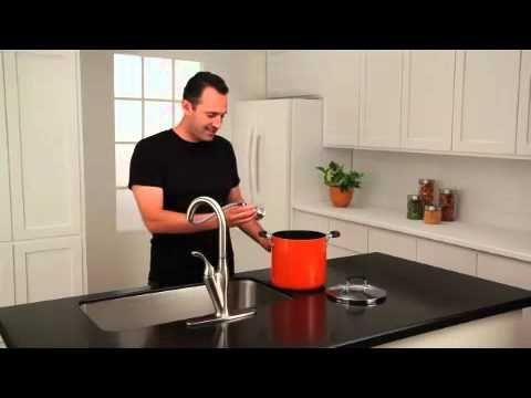 Quality Benton Faucets from Moen : Moen Benton Kitchen Faucet ~ http://modtopiastudio.com/quality-benton-faucets-from-moen/