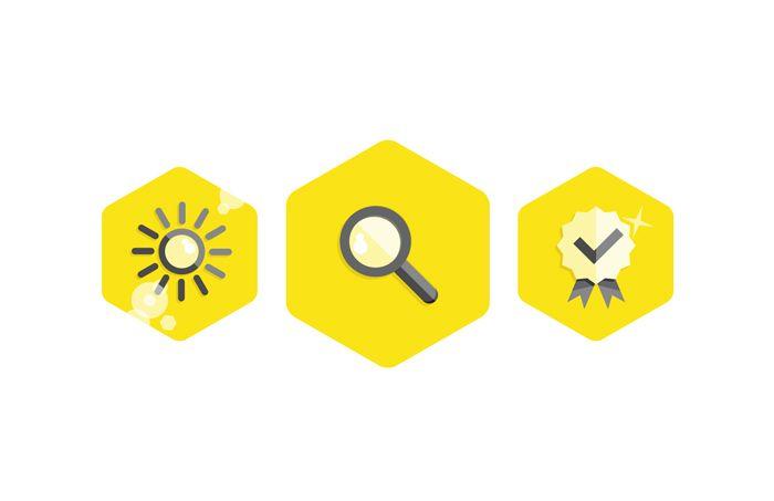 Bewise - Icons | by Skinn Branding Agency