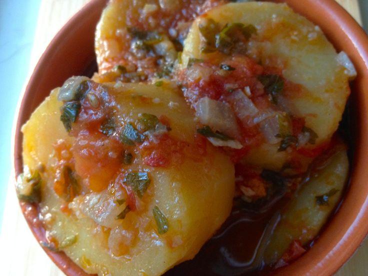 ... Greek potato stew | Best of Greece | Pinterest | Greek Potatoes, Stew