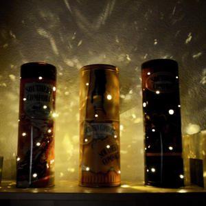 DIY Starlight Lamps –Sternenhimmellampen
