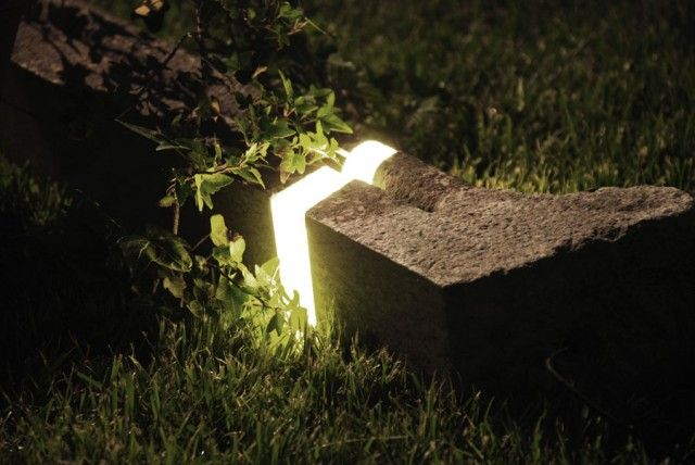 Lamps Made from Sawmill Waste and Tree Branches Embedded with Resin and LEDs  http://www.thisiscolossal.com/wp-content/uploads/2012/08/lamp-1.jpg