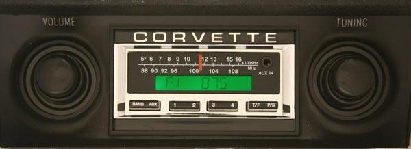 C3 Corvette KHE Stereos, 1968-1982 - Mid America Motorworks