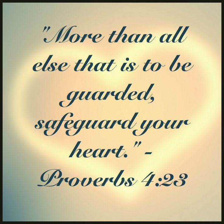 "Bible writers use ""heart"" to describe man's entire inner self. It encompasses such aspects as our desires, thoughts, disposition, attitudes, capabilities, motivations, and goals. (Deut. 15:7; Prov. 16:9; Acts 2:26) As one reference work states, it is ""the sum total of the interior man."" In some cases, ""heart"" has a narrower meaning. For example, Jesus said: ""You must love Jehovah your God with your whole heart and with your whole soul and with your whole mind."" (Matt. 22:37) In this…"